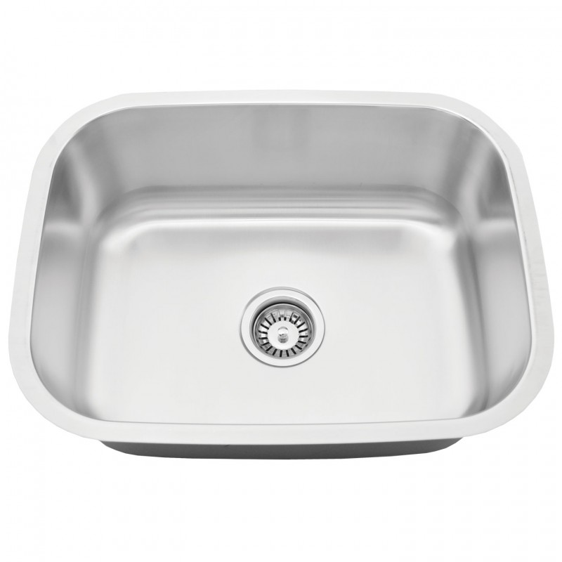 Stainless Steel Undermount Utility Sink