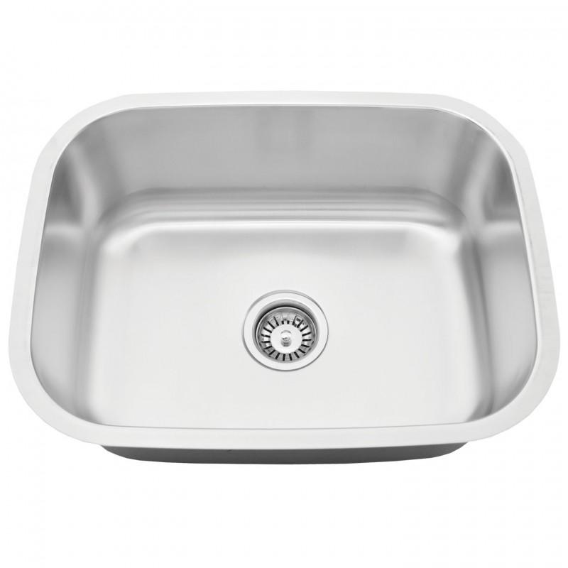 Stainless Steel Undermount Utility Sink