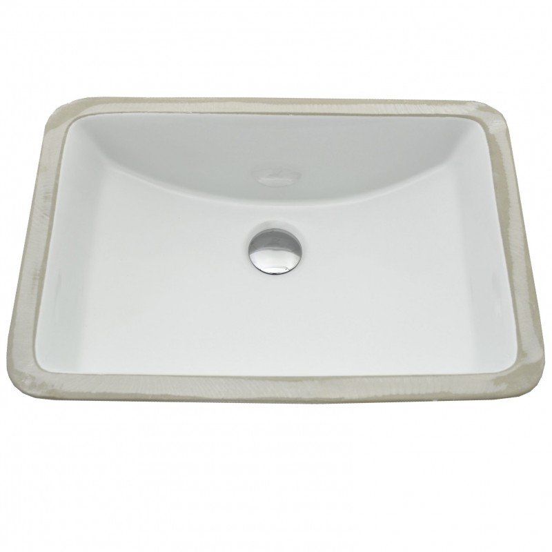 rectangular under mount sink(large)