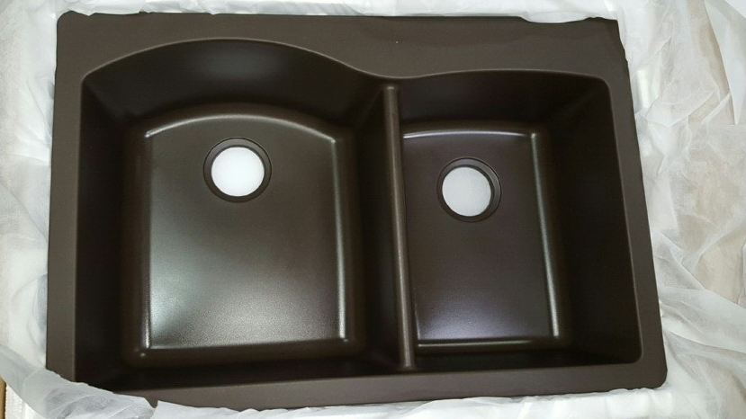 "32"" x 21"" Depth 10""  Top Sink /Under mount"