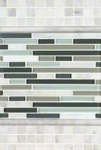 mauricios stonecraft backsplash in keystone blend interlocking pattern